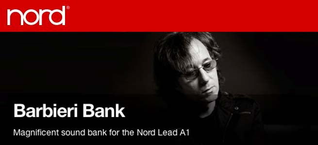 Nord-Lead-A1-Richard-Barbieri-Bank