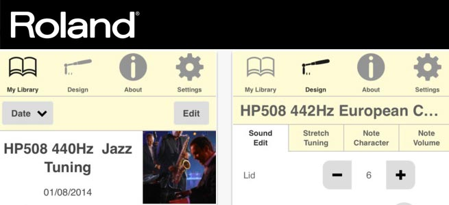 Roland-Piano-Designer-App
