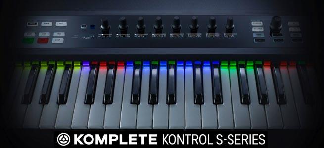 Komplete-Kontrol-S-Series
