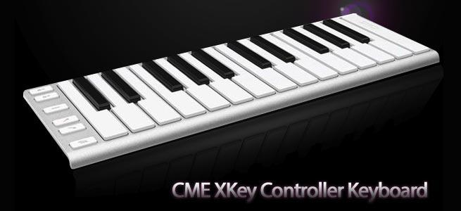 CME-XKEY-Keyboard-Controller