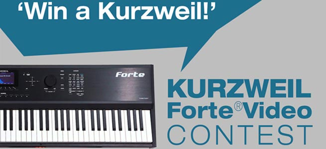 Kurzweil-Forte-Video-Contest