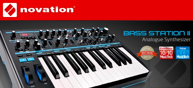 Novation-Bass-Station-2