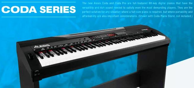 Alesis-Coda-Series